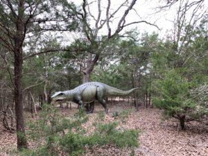 a relative of the tyranosaurus